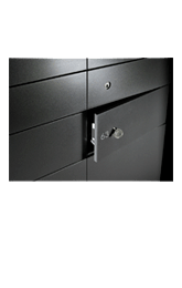 Customer Safe Deposit Installations by WALDIS